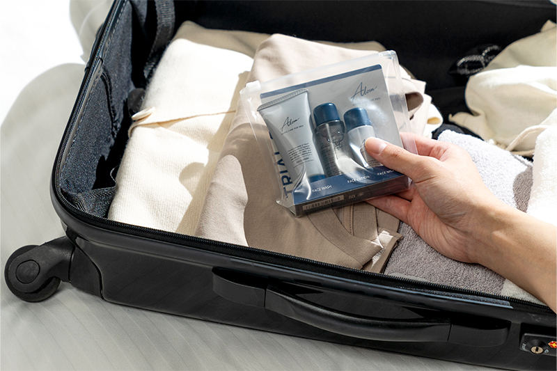 ビジネスや旅行のおともに
